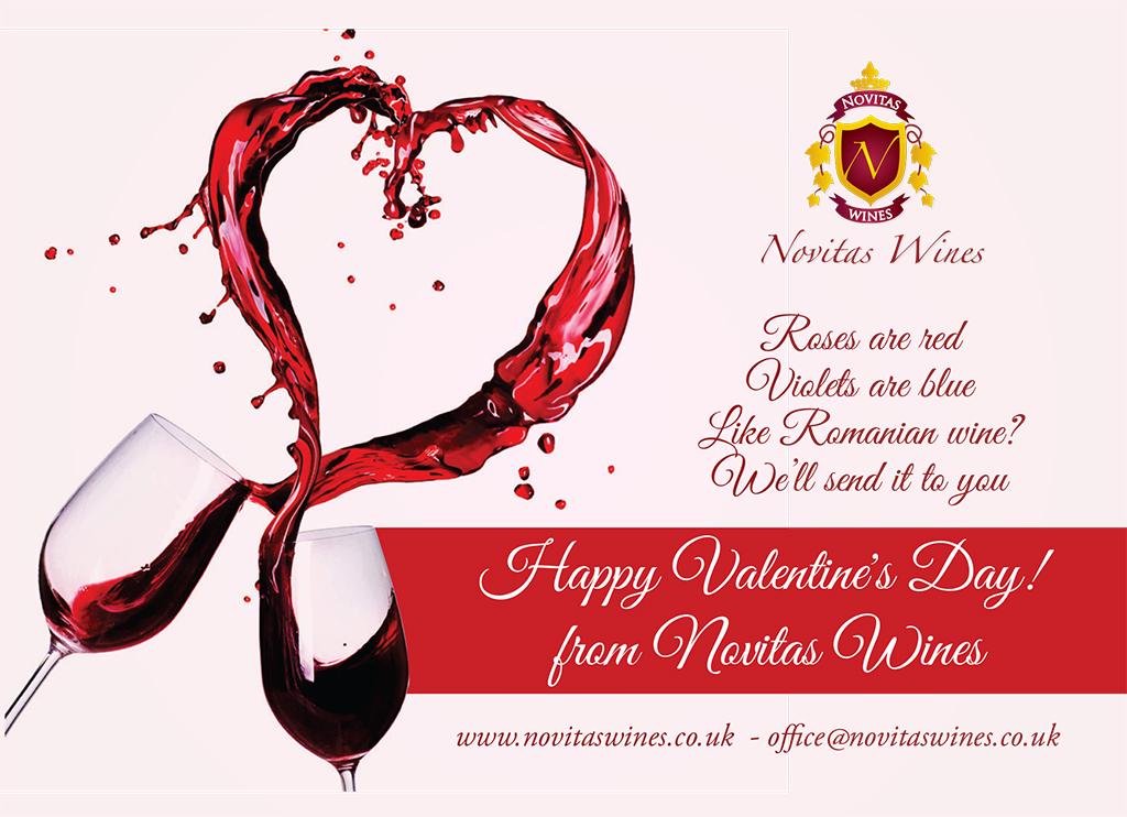 wine valentines